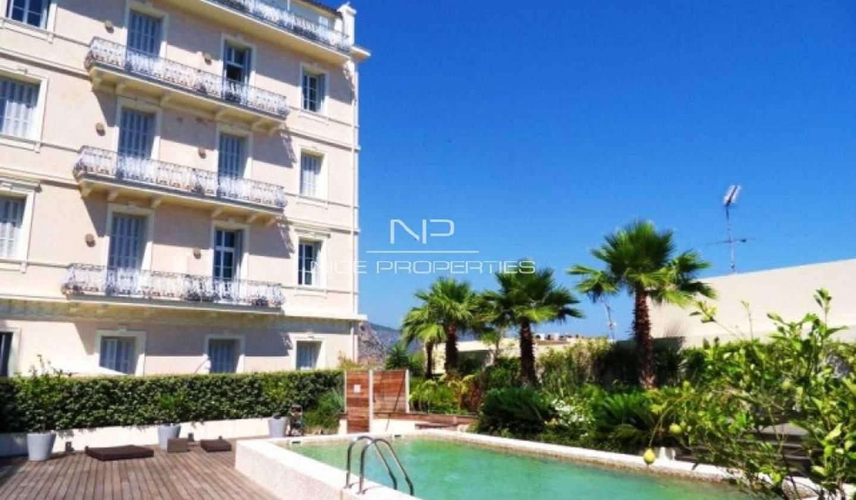 Apartment with pool Beaulieu-sur-Mer