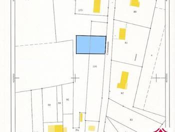 Terrain 888 m2