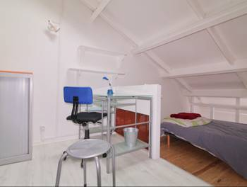 Appartement meublé 2 pièces 19,48 m2