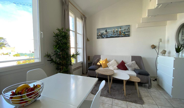 Appartement avec piscine La Couarde-sur-Mer