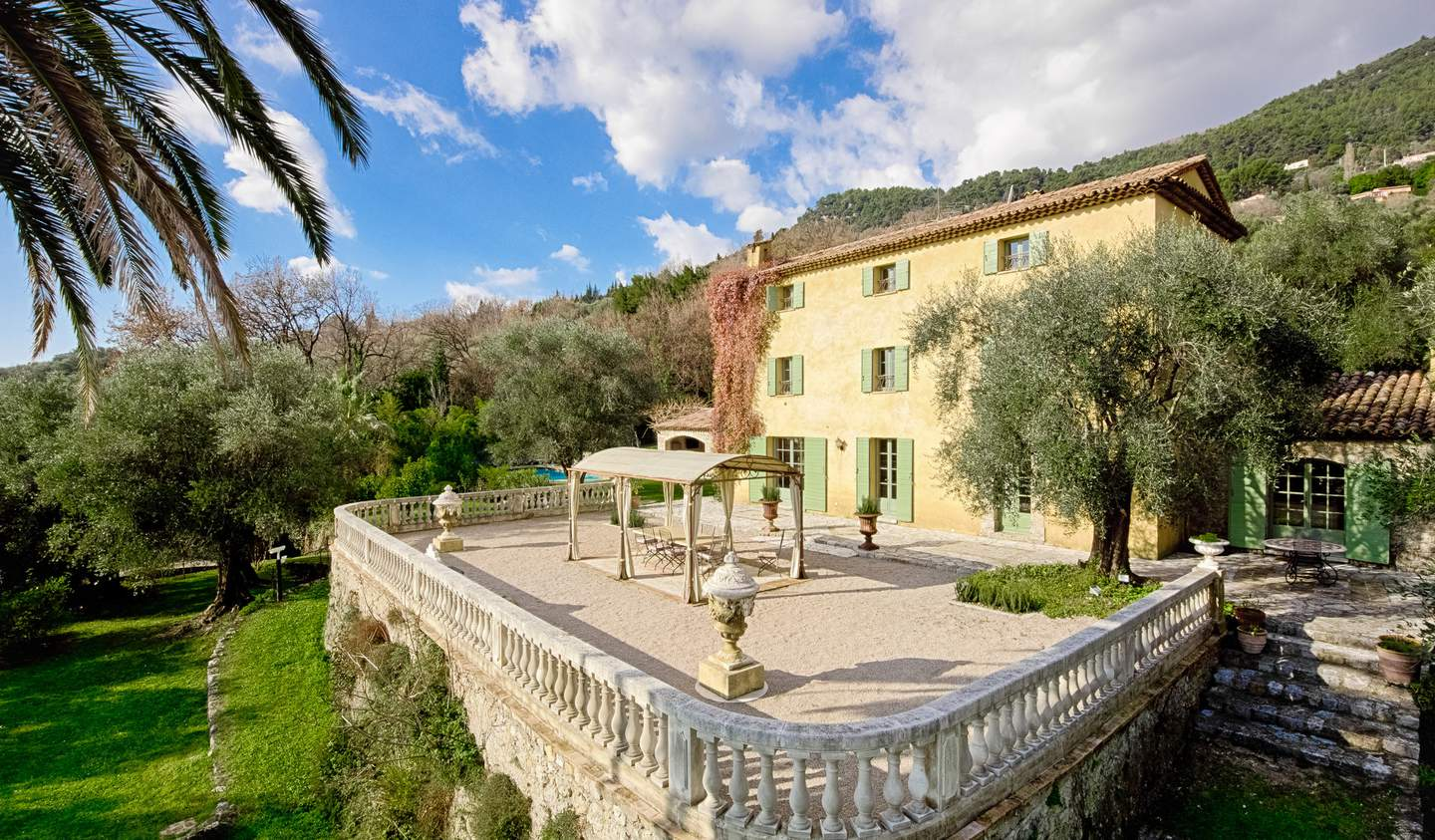 Property with pool Grasse