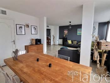 Appartement 5 pièces 118,3 m2