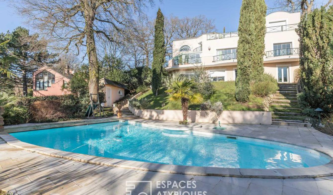 Maison avec piscine et terrasse Le Plessis-Robinson