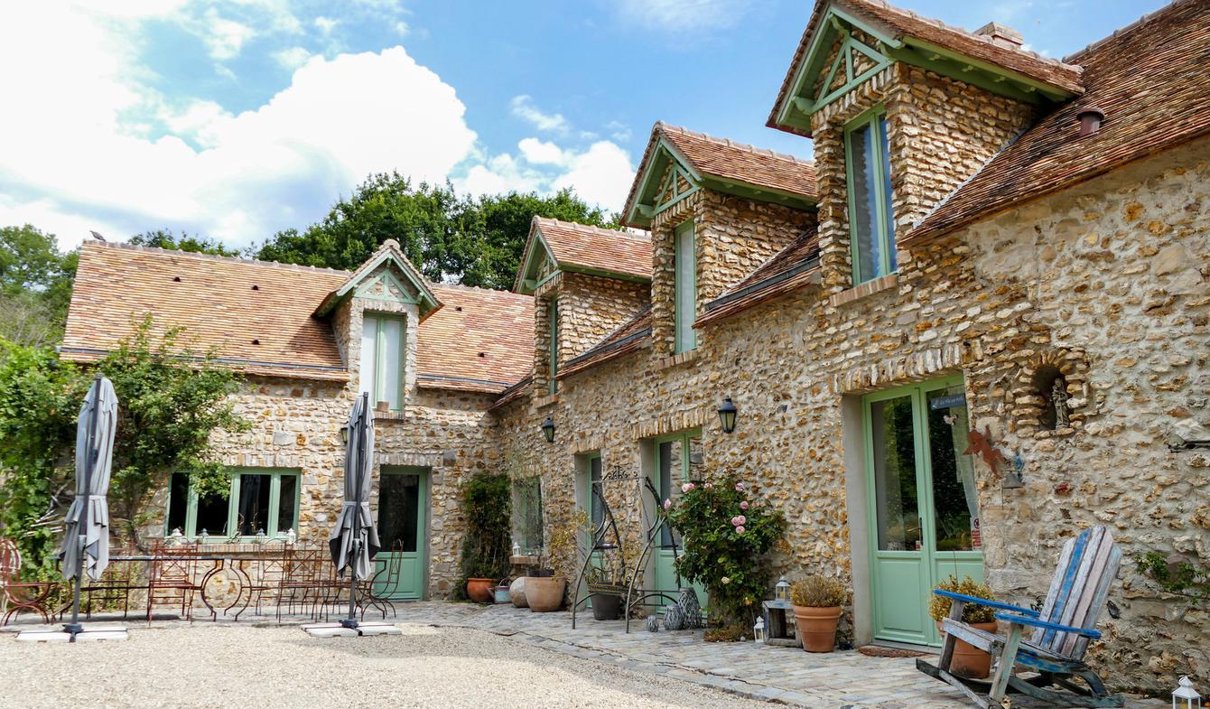 Maison avec piscine Rambouillet