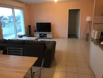 Appartement 2 pièces 51,44 m2