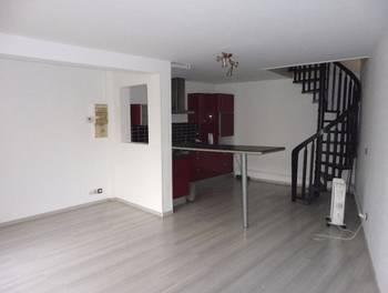 Appartement 2 pièces 40,7 m2