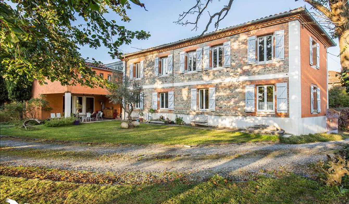 Maison Salles-sur-Garonne