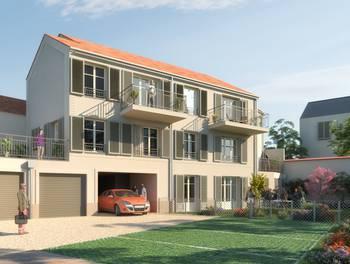 Appartement 4 pièces 76,44 m2