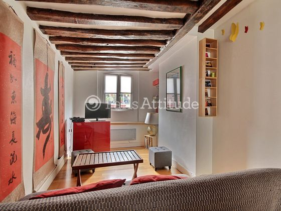 Location appartement meublé 3 pièces 48 m2