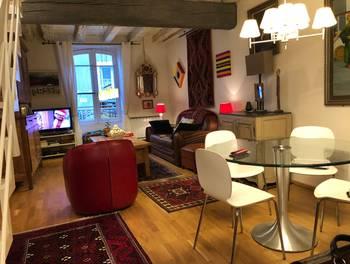 Appartement 4 pièces 72,86 m2