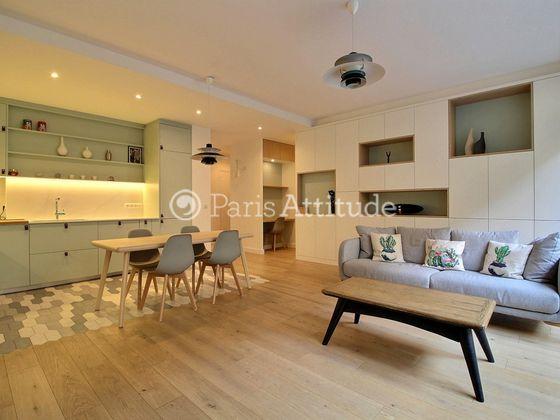 Location appartement meublé 4 pièces 88 m2
