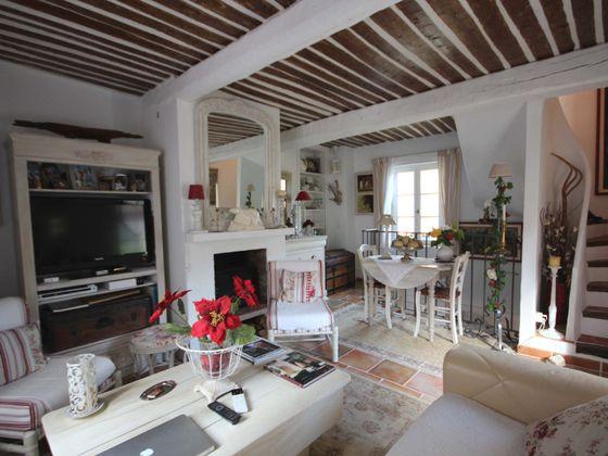 Vente maison 4 pièces 60 m2