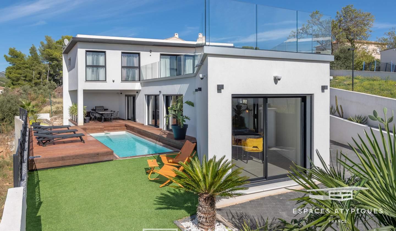 Maison avec terrasse Plan-de-Cuques