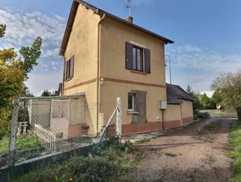 Maison 3 pièces 73,84 m2