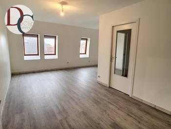Appartement 4 pièces 82,13 m2