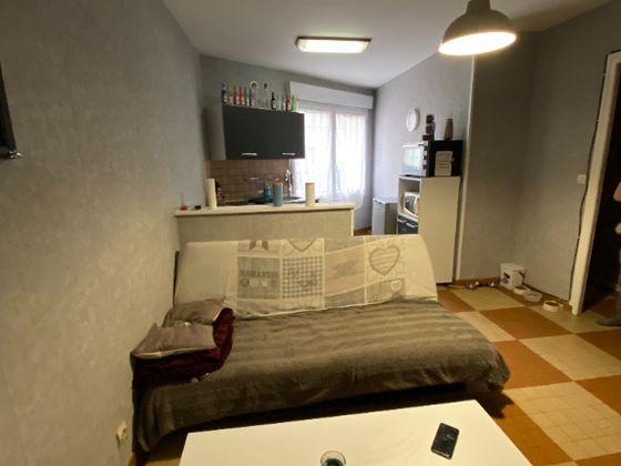 Vente appartement 2 pièces 36,62 m2