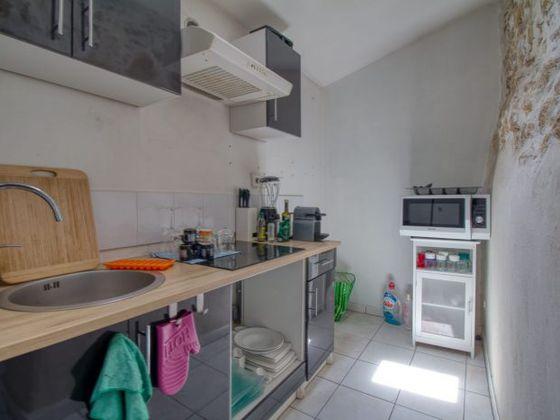 Vente studio 40 m2