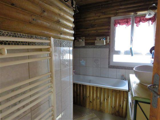 Vente maison 4 pièces 104,56 m2