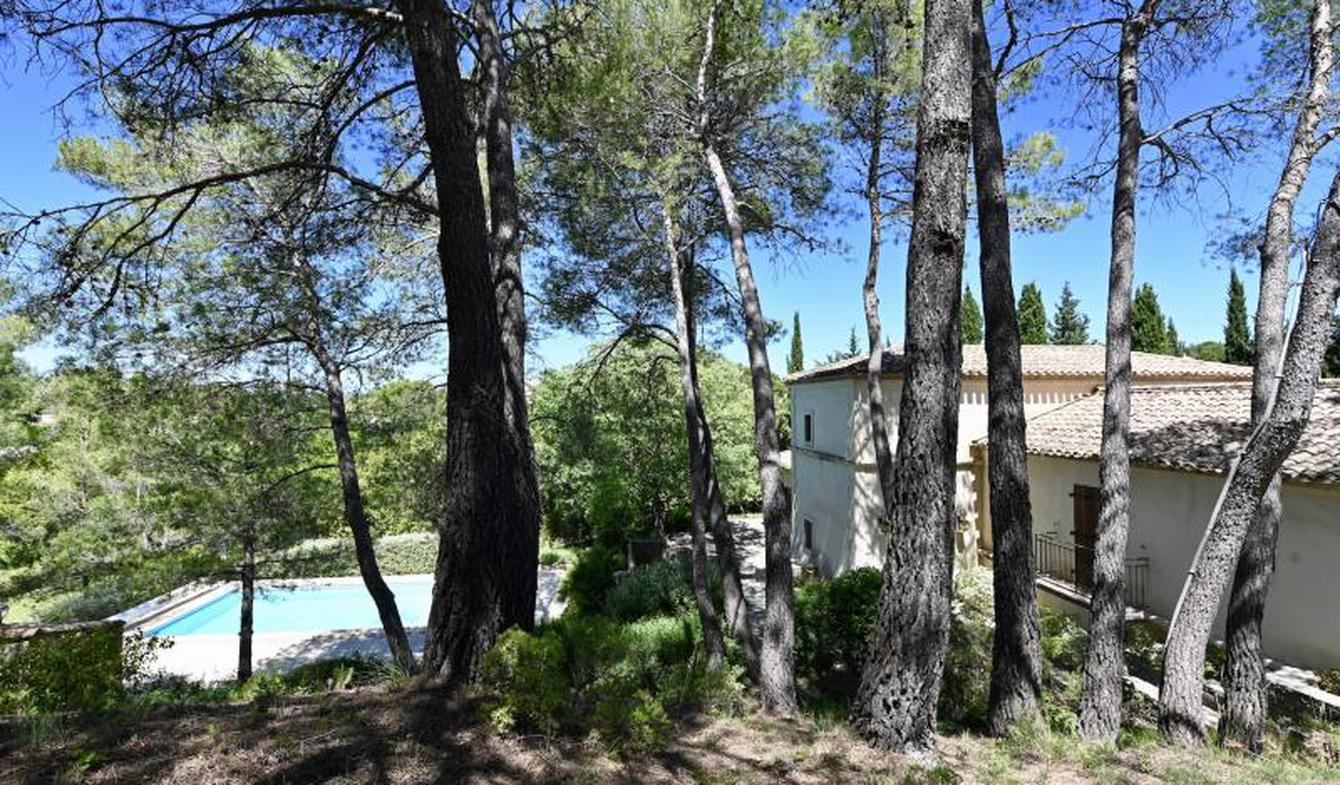 Maison avec piscine et terrasse Saint-Vincent-de-Barbeyrargues