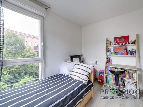 Vente appartement 4 pièces 74 m2