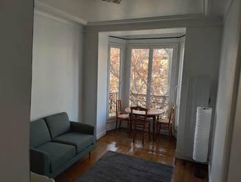 Appartement meublé 3 pièces 39 m2