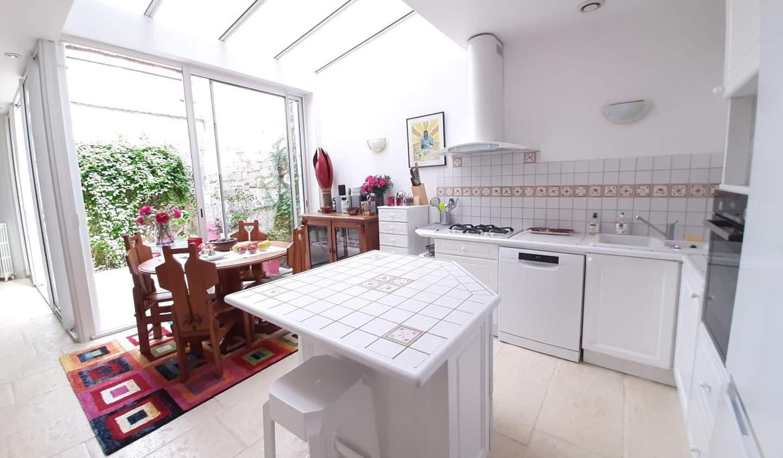 Maison avec terrasse Bordeaux