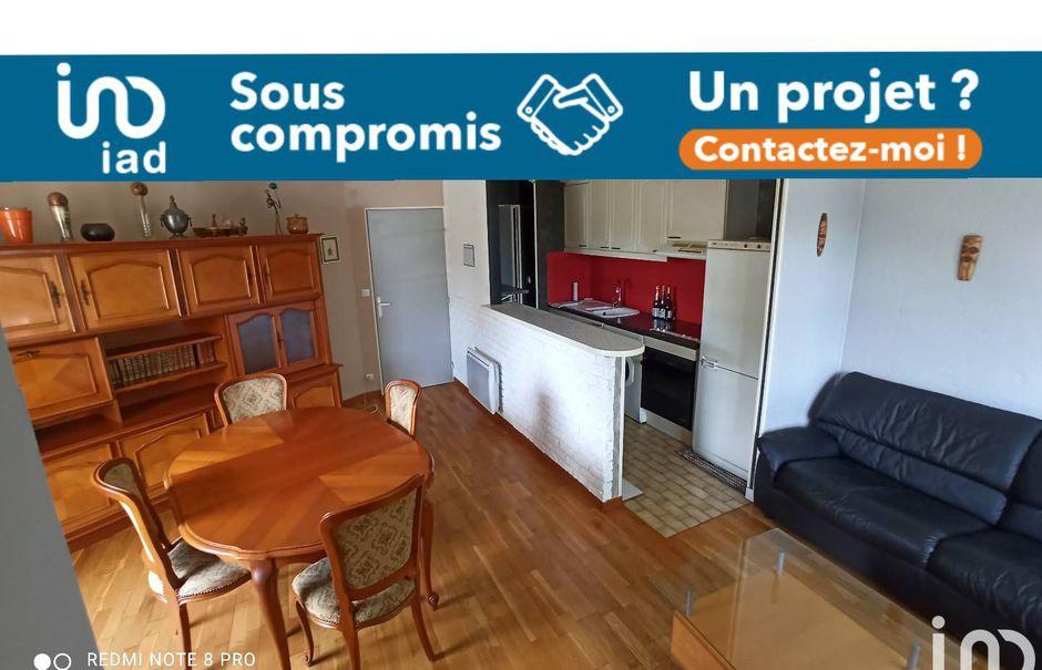 Vente appartement 2 pièces 46 m² à Noisy-le-Grand (93160), 198 000 €
