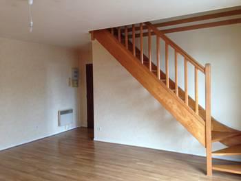 Appartement 2 pièces 49,76 m2