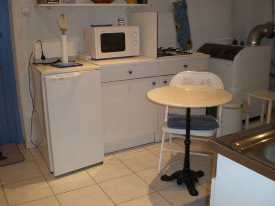 Location chambre meublée 25 m2