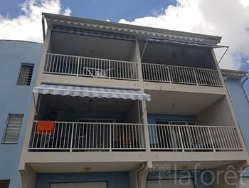 Appartement 3 pièces 86,96 m2