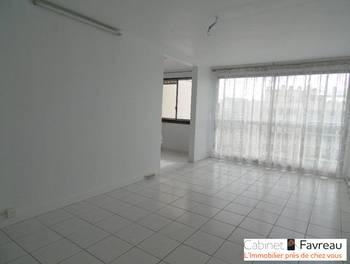 Appartement 3 pièces 72,47 m2