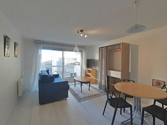 Location studio 25,8 m2