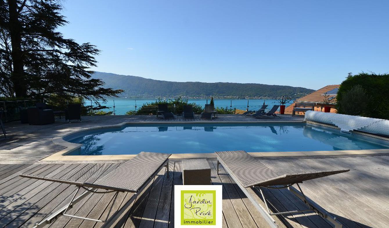 Propriété avec piscine Veyrier-du-Lac