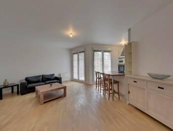 Appartement meublé 3 pièces 61,54 m2