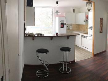 Appartement meublé 3 pièces 69 m2