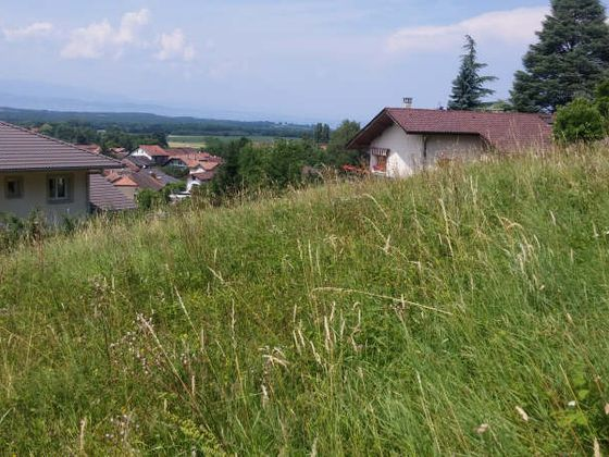 Vente terrain 1571 m2