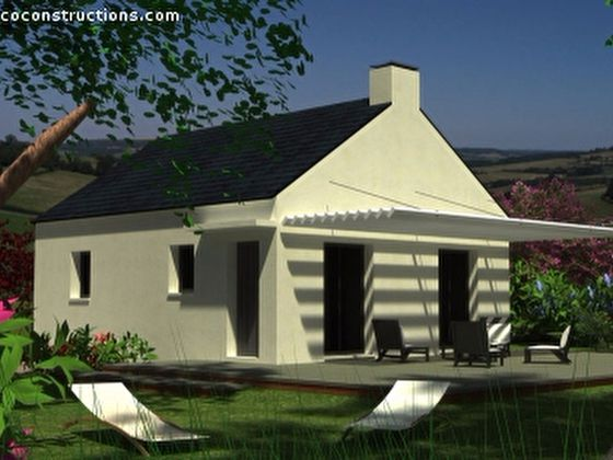 Vente maison 4 pièces 50,13 m2
