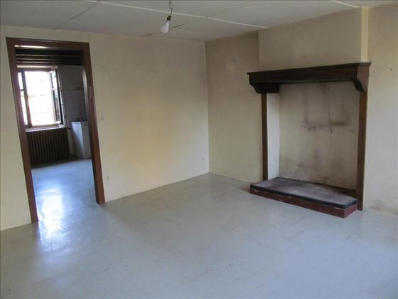 Vente maison 3 pièces 65 m2