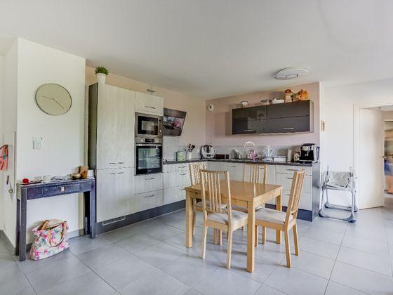Vente appartement 4 pièces 69,87 m2
