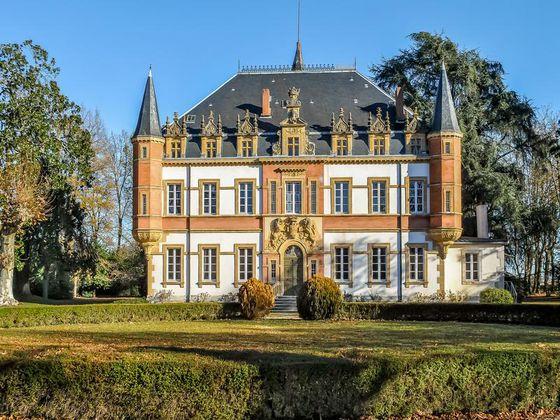 Vente château 17 pièces 750 m2