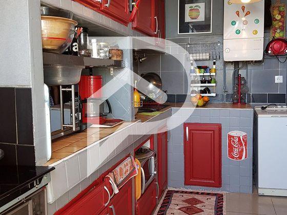 Vente appartement 4 pièces 86,02 m2