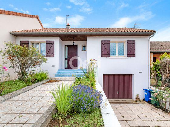 Vente maison 4 pièces 88,36 m2