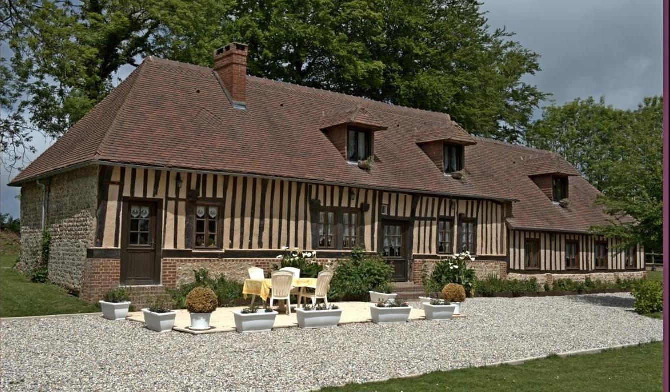 Maison avec terrasse Etretat