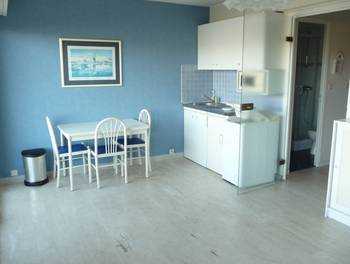 Studio meublé 25,82 m2