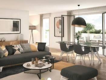 Appartement 3 pièces 58,92 m2