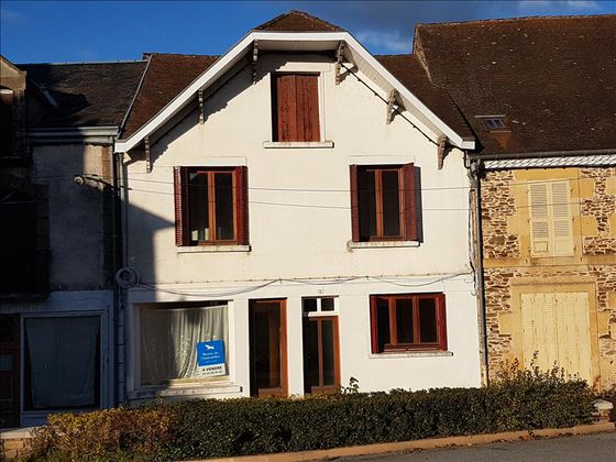 vente Maison 6 pièces 90 m2 Payzac