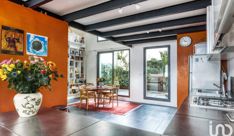 Loft avec terrasse Pantin