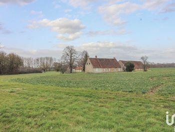 ferme à Sainte-genevieve-des-bois (45)