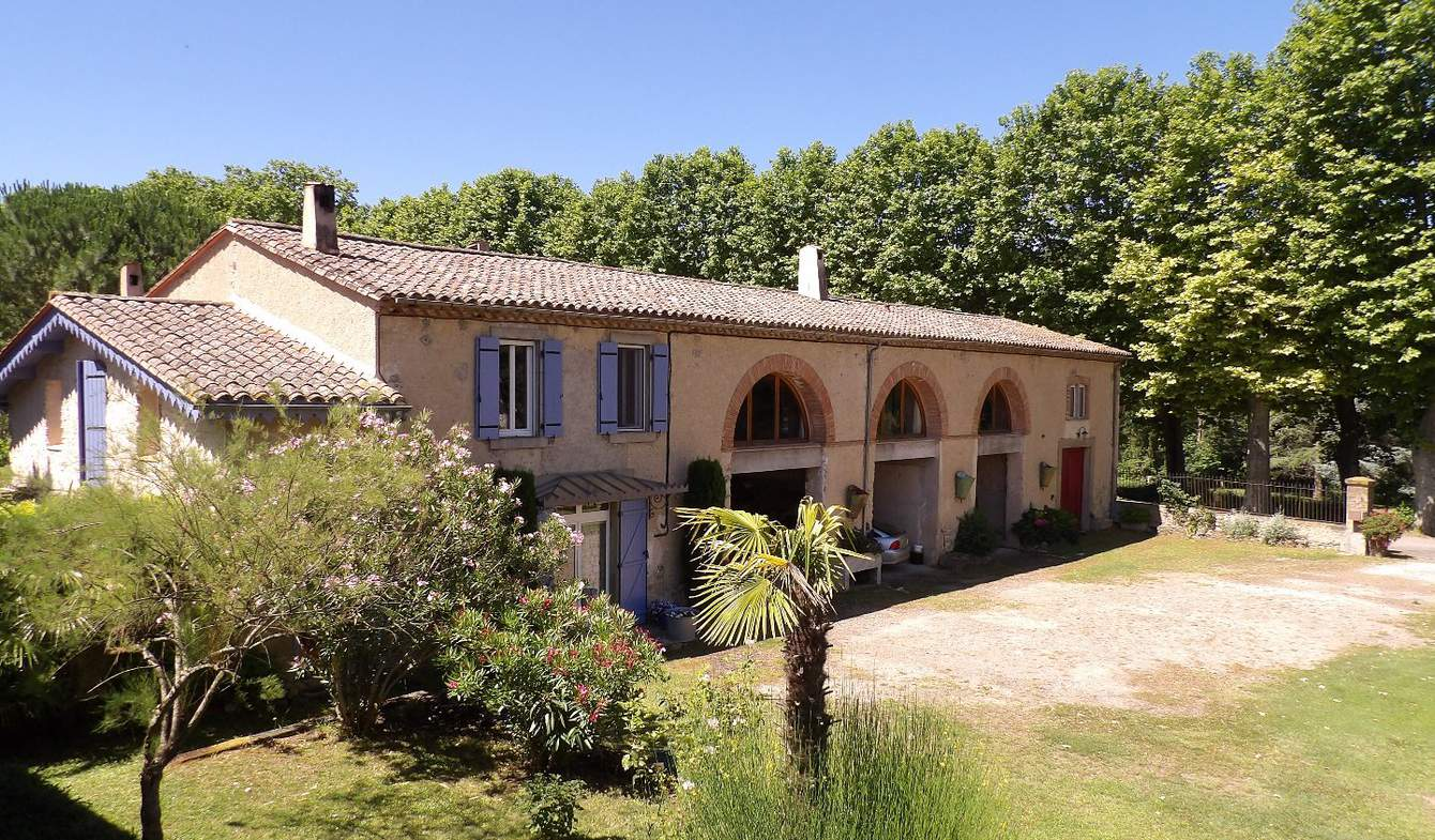 Maison avec terrasse Limoux