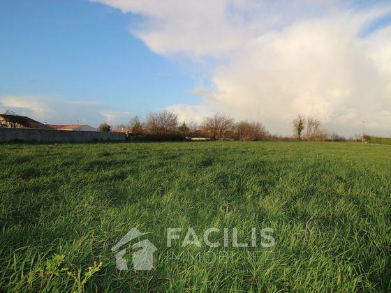 Vente terrain 977 m2